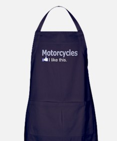 Motorcycles I like this. Apron (dark)
