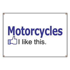 Motorcycles I like this. Banner