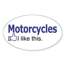 Motorcycles I like this. Decal