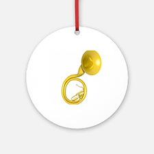 Sousaphone Shirts, Inc. Ornament (Round)