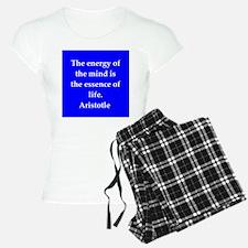 Wisdom of Aristotle Pajamas