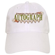 Autograph Baseball Cap
