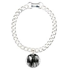 pONY lOVE bLACK AND WHITE Bracelet