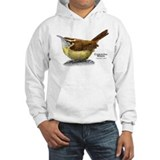 Carolina wren Hooded Sweatshirt