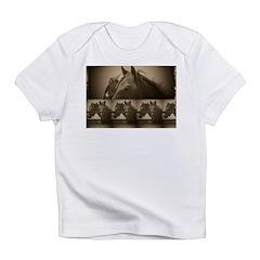sTABLE fRIENDSHIP Infant T-Shirt