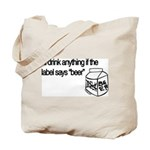 Ultimate Beer Drinking Tote Bag