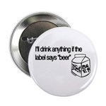 "Ultimate Beer Drinking 2.25"" Button (100 pack)"