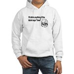 Ultimate Beer Drinking Hooded Sweatshirt