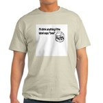 Ultimate Beer Drinking Ash Grey T-Shirt