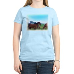oKLAHOMA WILD hORSES T-Shirt