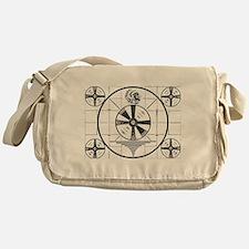 Cute Wierd Messenger Bag