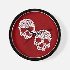 Love to the Bone Wall Clock