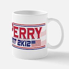 Rick Perry 2012 Mug