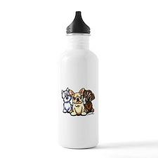 Frenchie Flatulence Water Bottle
