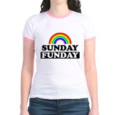 sundayfundayrainbow T-Shirt
