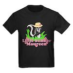 Little Stinker Maureen Kids Dark T-Shirt