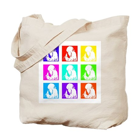 Multi Quakers Tote Bag