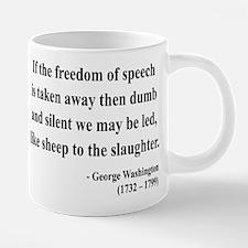 George Washington 3 btext.p 20 oz Ceramic Mega Mug
