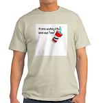 Beer Humor Ash Grey T-Shirt