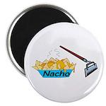 Nacho Hoe Magnet