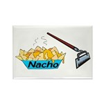 Nacho Hoe Rectangle Magnet (100 pack)