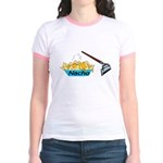 Nacho Hoe Jr. Ringer T-Shirt