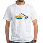 Nacho Hoe White T-Shirt