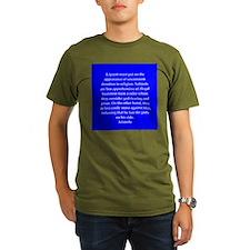 Wisdom of Aristotle T-Shirt
