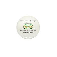 Cumann na Gaeilge i mBoston Mini Button (10 pack)