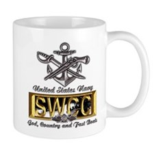 USN Navy SWCC Boat Operator Mug