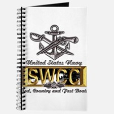USN Navy SWCC Boat Operator Journal