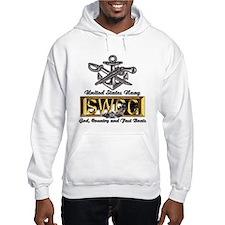 USN Navy SWCC Boat Operator Hoodie