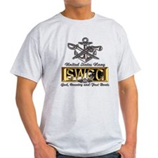 USN Navy SWCC Boat Operator T-Shirt