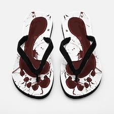 Bloody Footprints