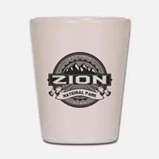 Zion Ansel Adams Shot Glass
