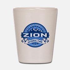 Zion Cobalt Shot Glass