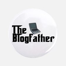 """The Blogfather 3.5"""" Button"""