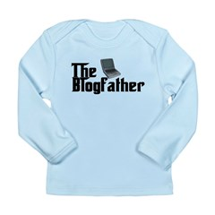The Blogfather Long Sleeve Infant T-Shirt