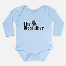 The Blogfather Long Sleeve Infant Bodysuit