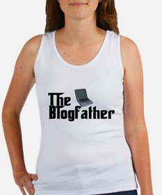 The Blogfather Women's Tank Top