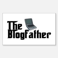 The Blogfather Decal