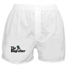The Blogfather Boxer Shorts