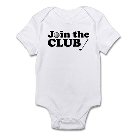 'Join The Club' Infant Bodysuit