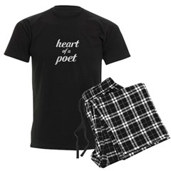 heart of a poet Pajamas