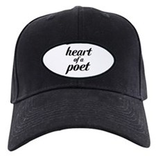 heart of a poet Baseball Hat