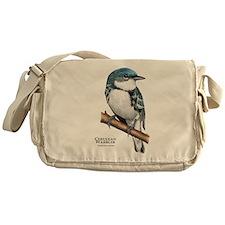 Cerulean Warbler Messenger Bag