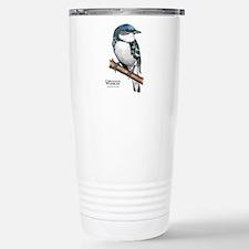Cerulean Warbler Travel Mug