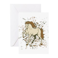 Trick Pony Greeting Cards (Pk of 20)