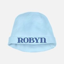 Robyn Blue Glass baby hat