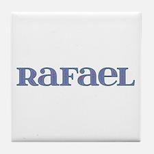 Rafael Blue Glass Tile Coaster